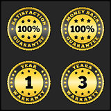 Guarantee badges