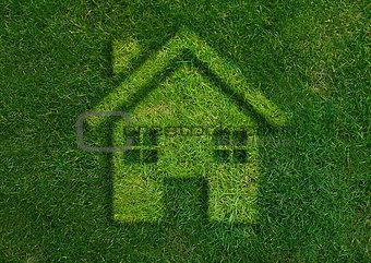 Green home green world.