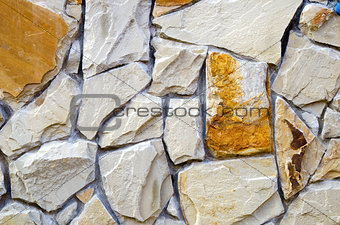 background of stone wall as good texture