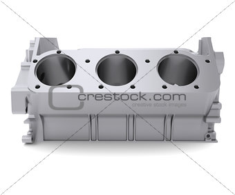 Block of cylinders
