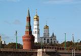 Moscow Kremlin views
