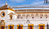 Seville Maestranza Bull Ring Stadium Andalusia Spain
