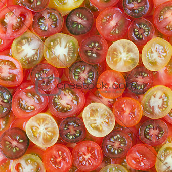 Tomatoe background