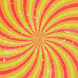 Coffee abstract hypnotic background. vector illustration
