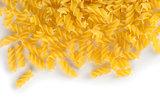 Fusilli swirl pasta