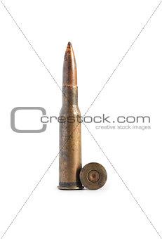 Old Rifle Cartridges