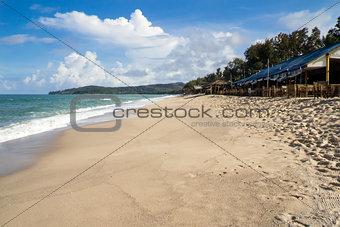 Beach restaurants, Bang Tao