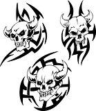Devil Skulls