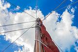 Sailboat Mast 1