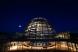 Reichstag dome exterior