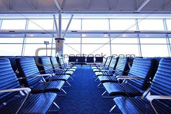 Airport Terminal Seats