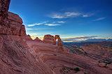 Delicate Arch at Moab, Utah