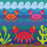 Stylize crab