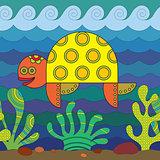 Stylize Turtle