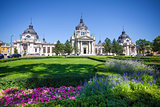 Thermal Baths and Spa, Budapest