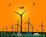 windmills for energy