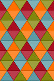 Vector Seamless Hipster Geometric Pattern