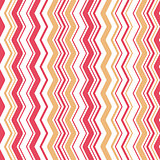 Zigzag seamless colorful pattern background