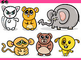 cute kawaii animals cartoons