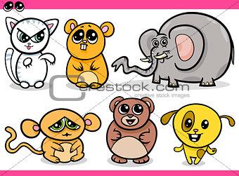 cute kawaii animals cartoons