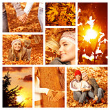 Autumn fun outdoor