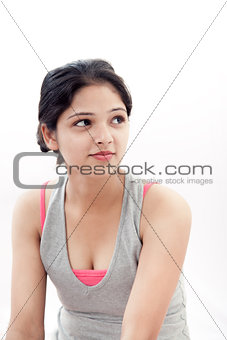 Attractive Asian (Indian) girl