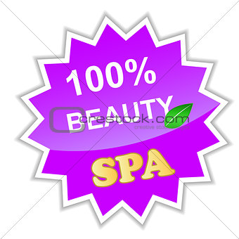 New spa icon