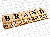 brand management in golden cubes