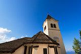 Sanctuary of Monte Lussari, Friuli Italy