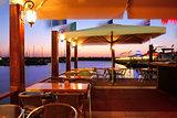 Restaurant on Marina.