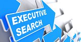 Executive Search. Business Background.