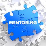 Puzzle Pieces: Mentoring.