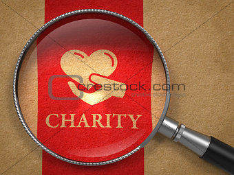 Charity Concept.