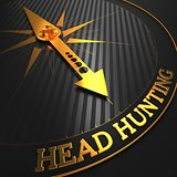 Headhunting. Business Concept.