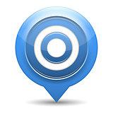 Blue Target