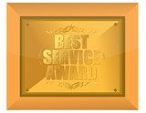 best service award