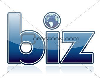 business earth globe illustration design graphic