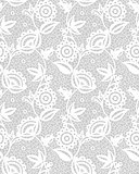 Grey lace background