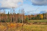 October in Finland