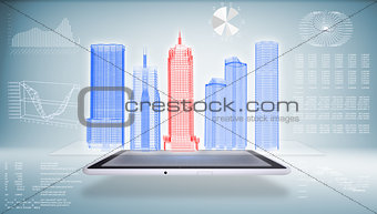 Architecture in the Tablet PC