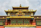 Shechen monastery in Kathmandu
