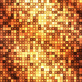 Beige square abstract background