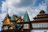 Wooden palace of tsar Aleksey Mikhailovich