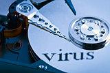 hard disk virus