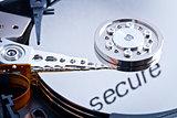 secure hard disk