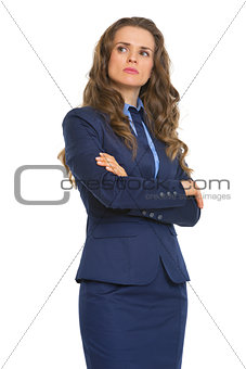 Portrait of confident business woman