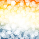 Blurred bokeh nature background