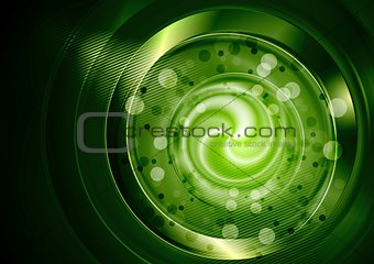 Bright abstract elegant technology background