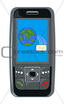 Cellphone Black