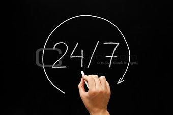 24 7 Concept